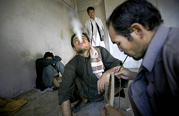 Why do we need an integrative approach to address the addiction problem in Afghanistan?
